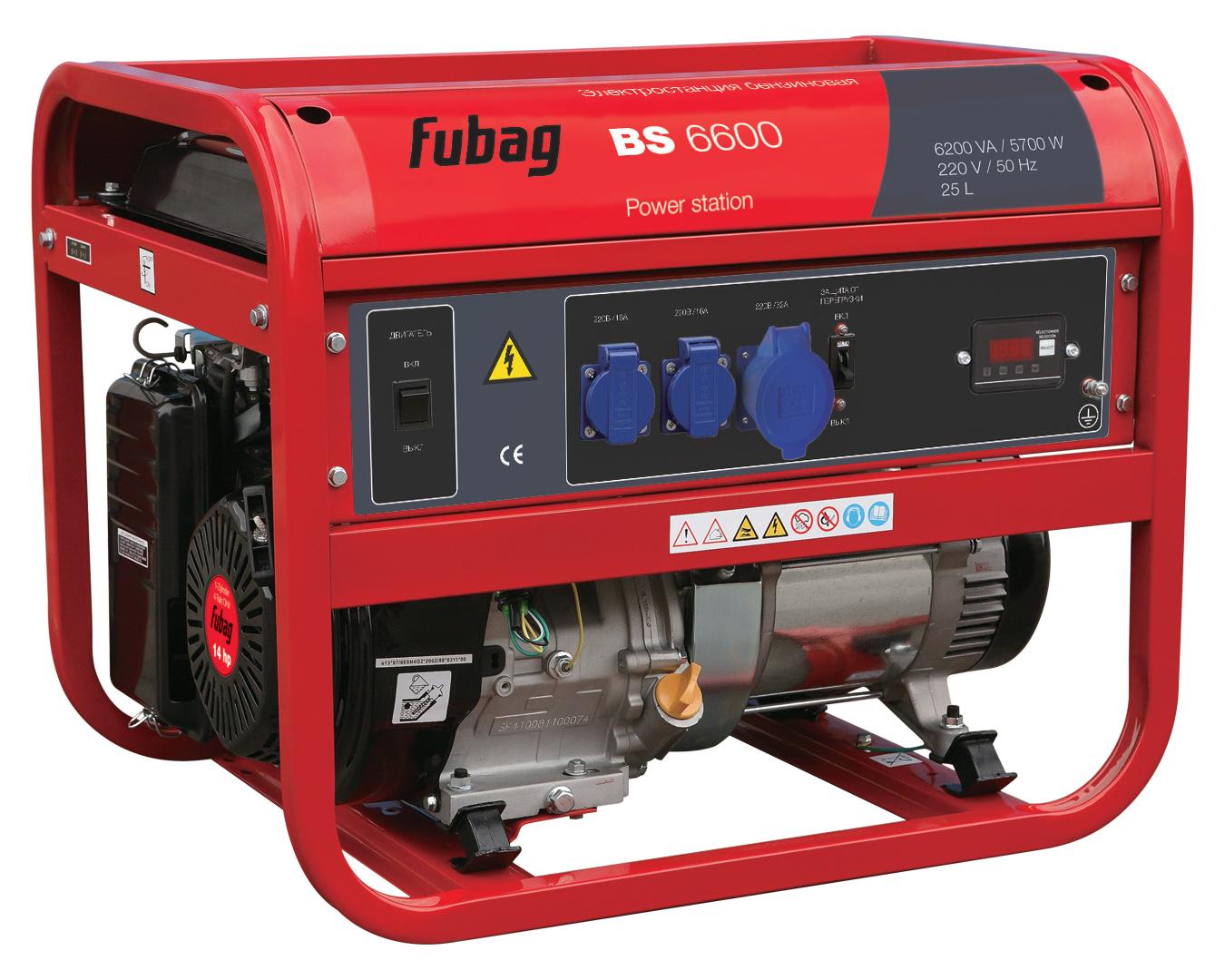 Fubag 6600
