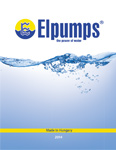 Каталог насосов ELPUMPS 2015