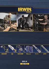 Каталог инструмента IRWIN 2013-2014