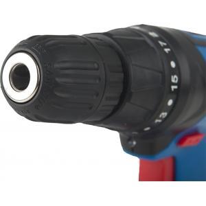 Дрель аккумуляторная, 12 В, 1 скорость, подсветка, СОЮЗ, ДШС-3212