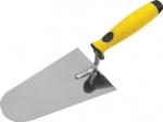 Мастерок бетонщика полукруг Профи 180 мм HQ, FIT, 05072