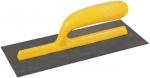 Гладилка стальная с пластиковой ручкой, FIT