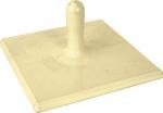Сокол штукатура полиуретановый желтый Профи 250 х 250 мм, FIT, 05660