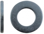 Шайба оцинкованная М6 DIN 125 (фасовка 250 шт.), FIT, 29006-4