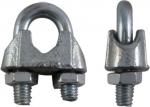 Зажим для троса 3 мм DIN 741, FIT, 31483