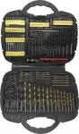 Сверла и биты CrV, набор 123 шт., в чемоданчике, FIT, 36365