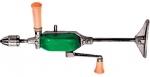 Ручная дрель с упором, патрон 10 мм DIY, FIT, 37802