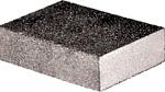 Губка шлифовальная алюминий-оксидная, водостойкая, FIT