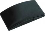Держалка для наждачной бумаги 125 х 68 мм пластиковая черная, FIT, 39723