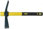Кирка-топор фиброглассовая усиленная ручка 500 гр, FIT, 44465