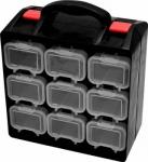 Ящик 2-сторонний для крепежа (340х285х145 мм), FIT, 65658