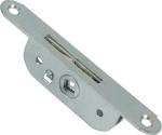 Завертка оконная, врезная, 25х65 мм, цинк, FIT, 66827
