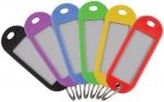 Бирки для ключей, набор 6шт., FIT, 67400