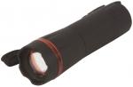Фонарик, 1 сверхяркий светодиод 1 Вт (3 АА батарейки), FIT, 67761
