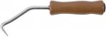 Крюк для скручивания проволоки 220 мм деревянная ручка, FIT, 68151