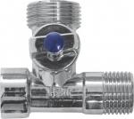 Вентиль трехпроходной Ремер, FIT, 73950