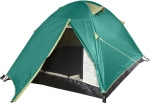 Палатка туристическая двухместная, 1400х2700х1100 мм, FIT, 78371