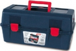 Ящик для инструментов синий + футляр №23, TAYG, 123009