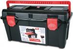 Ящик для инструментов черный, ручка патент №32, TAYG, 132001