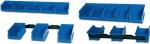 Комплект из 5 лотков № 50 + планка для крепления к стене №G-50, TAYG, 250903