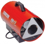 Газовая тепловая пушка 15 кВт KID 15 (пропан-бутан), SIAL, 20821003