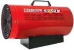 Газовая тепловая пушка 50-82,1 кВт KID 80 M (пропан-бутан), SIAL, 20821044