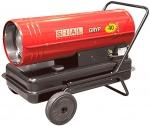 Дизельная тепловая пушка 41 кВт Gryp 40 (дизель, керосин), SIAL, 20821036