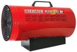 Газовая тепловая пушка 34,8-58,4 кВт KID 60 A (пропан-бутан), SIAL, 20821041