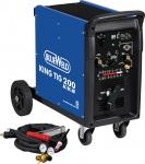 Сварочный аппарат для сварки TIG И MMA KING TIG 200 AC/DC-HF/Lift, BLUEWELD, 832200
