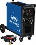 Сварочный аппарат для сварки TIG И MMA KING TIG 280/1 AC/DC-HF/Lift, BLUEWELD, 832201