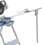 Расширение стола справа для торцовочных пил KGS 301/331 (1660 мм), METABO, 0910006525