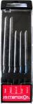 Комбинированный набор пилок для лобзика - 5 шт., ИНТЕРСКОЛ, 2115900100000