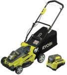 Аккумуляторная газонокосилка RLM3640Li2, RYOBI, 3000680