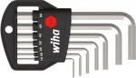 Набор ключей 6-тигранных коротких Classic 351 H7, 7 предметов, WIHA, 01172