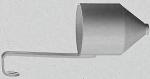 Измеритель вязкости для краскораспылителя PSP, BOSCH, 1609200248