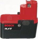 Аккумулятор плоский 14,4 В, 2Ач, NiCd для аккумуляторного инструмента, BOSCH, 2607335210