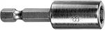 Адаптер для бит 8 мм хвостовик 1/4 HEX, BOSCH, 2608550080
