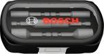 Набор адаптеров 3 шт для бит 8/10/13 мм хвостовик 1/4 HEX, BOSCH, 2608551078