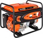 Бензиновый генератор 5 кВт, SRGE 6500 220/380, PATRIOT, 474102880