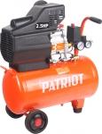 Компрессор 1,8 кВт, PRO 24/260, PATRIOT, 525306355
