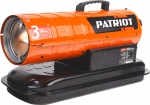 Дизельная тепловая пушка 14 кВт, DTW 147, PATRIOT, 633703015