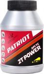 Масло Power Active 2T 100 мл,2-х такт, PATRIOT, 850030633