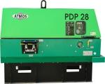 Дизельный компрессор PDP 28-10 без шасси на салазках, ATMOS, 1.00025