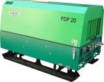 Дизельный передвижной компрессор PDP 70 10 без шасси на салазках, ATMOS, 1.00045