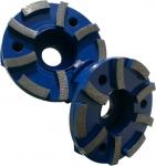 Фреза алмазная ФАТ-СМ95 по бетону 95х8х5 мм, DIAM, 110516