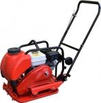 Бензиновая виброплита глубина уплотнения 300 мм VM-80/5,5H с баком для воды, DIAM, 630019