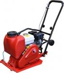 Бензиновая виброплита глубина уплотнения 200 мм л/с VМ-60/5,5H с баком для воды, DIAM, 630030