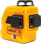 Лазерный нивелир, VEGA 3D