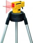 Лазерный уровень тип LAX 50, радиус 10 м, точность 0,5 мм/м с треногой в комплекте, STABILA, 16789