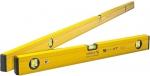 Набор уровней тип 90-2 Slope-Set, 61 см + 183 см, STABILA, 18053